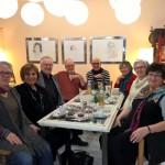 Global denken, lokal handeln: Grüne Abgeordnete Gudrun Zentis besucht das Fair Café in Zülpich