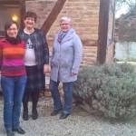 Besuch im Frauenbildungshaus Zülpich