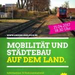 Mobilität und Städtebau auf dem Land